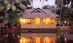 Indien: Kadappuram Ayurveda Beach Resort