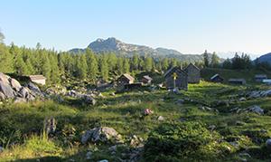 Österreich: Meditative Chakren Wanderung